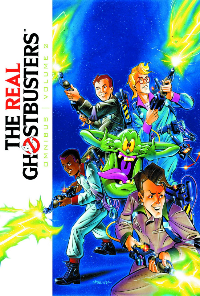 The Real Ghostbusters Omnibus Vol. 2
