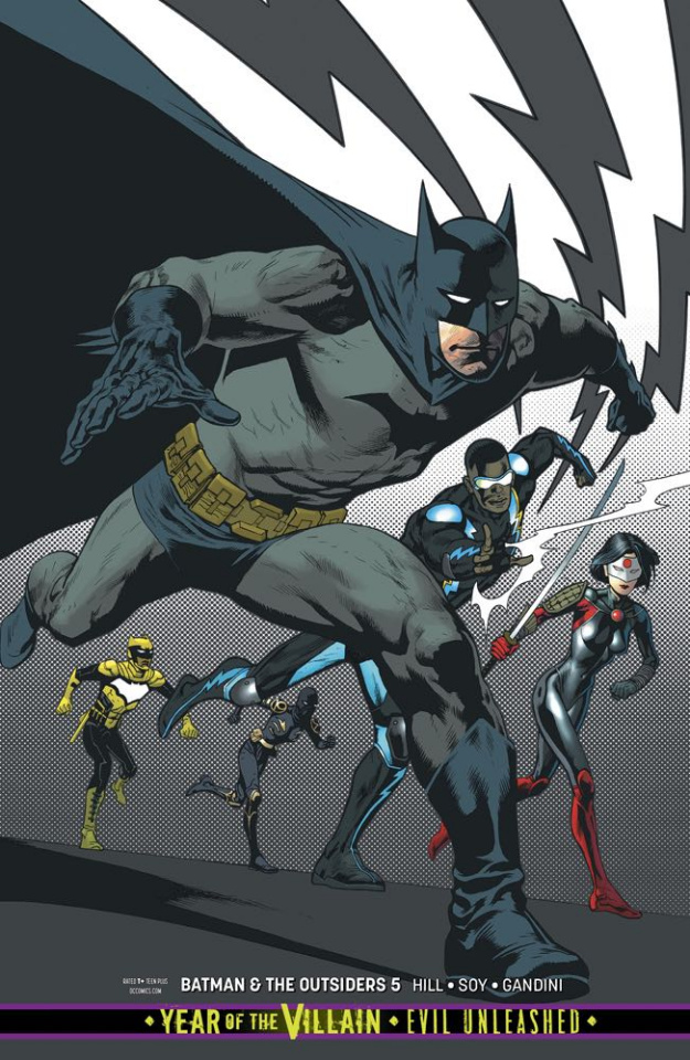 Batman and The Outsiders #5 (Year of the Villain)