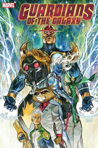 Guardians of the Galaxy #1 (Shavrin Cover)