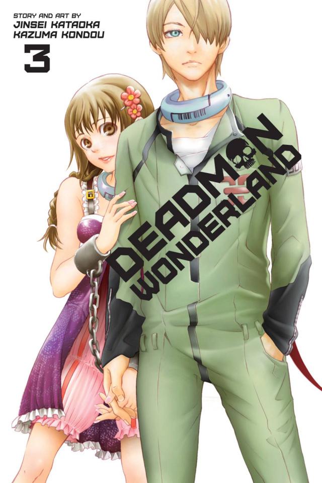 Deadman: Wonderland Vol. 3