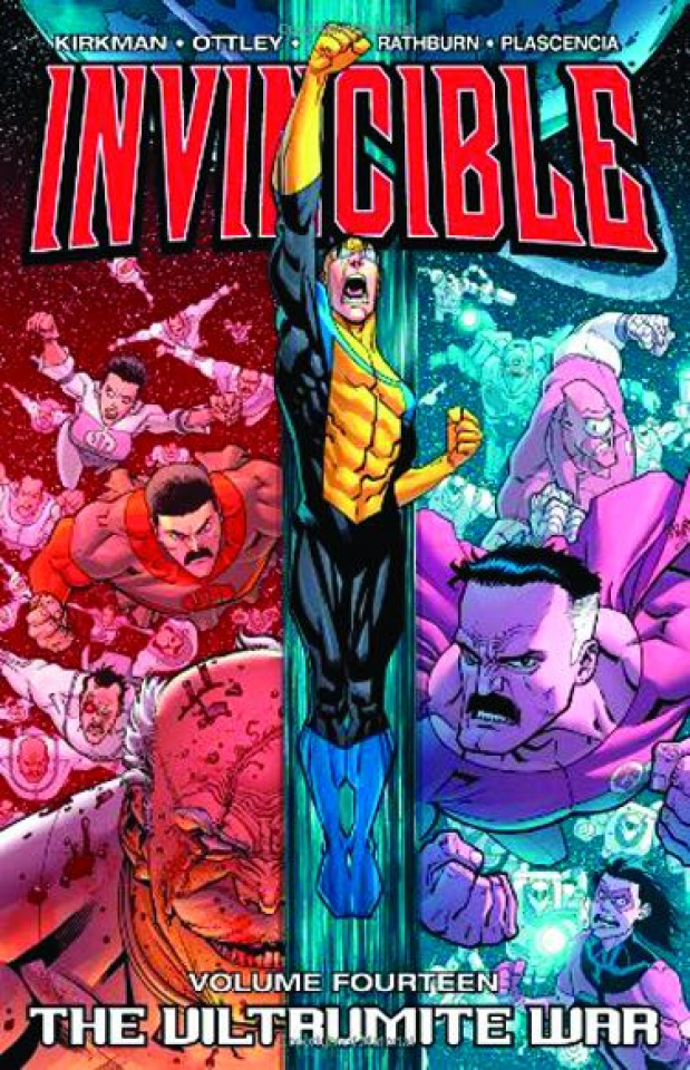 Invincible Vol. 14: The Viltrumite War