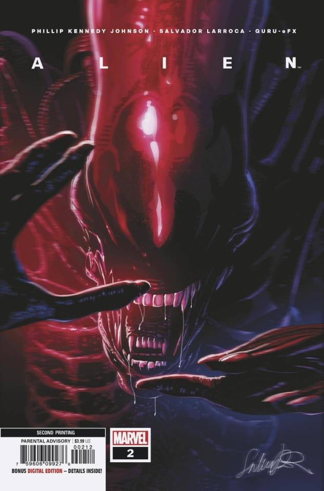 Alien #2 (2nd Printing)