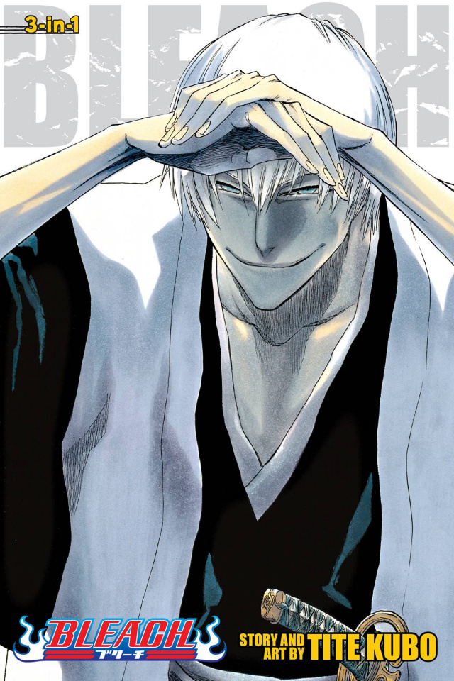 Bleach Vol. 7 (3-in-1 Edition)