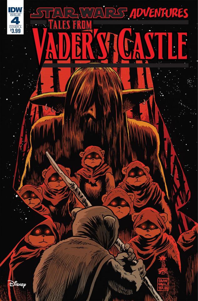 Star Wars: Tales From Vader's Castle #4 (Francavilla Cover)