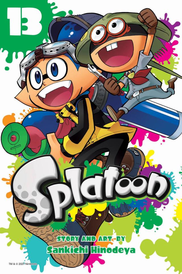 Splatoon Vol. 13