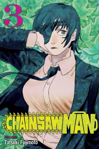 Chainsaw Man Vol. 3