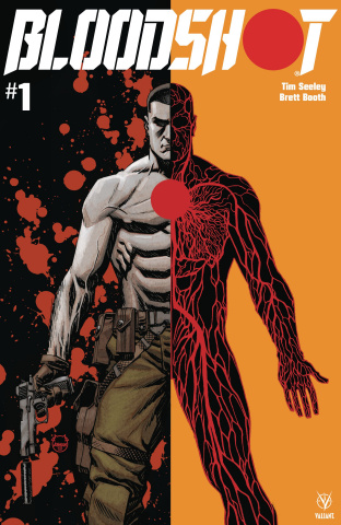 Bloodshot #1 (Johnson Cover)