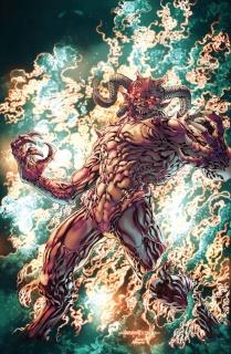 Grimm Fairy Tales: Inferno - Resurrection #5 (Tolibao Cover)