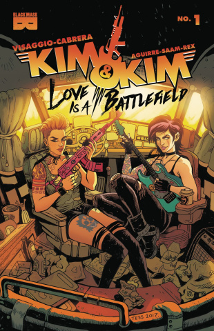 Kim and Kim: Love is a Battlefield #1