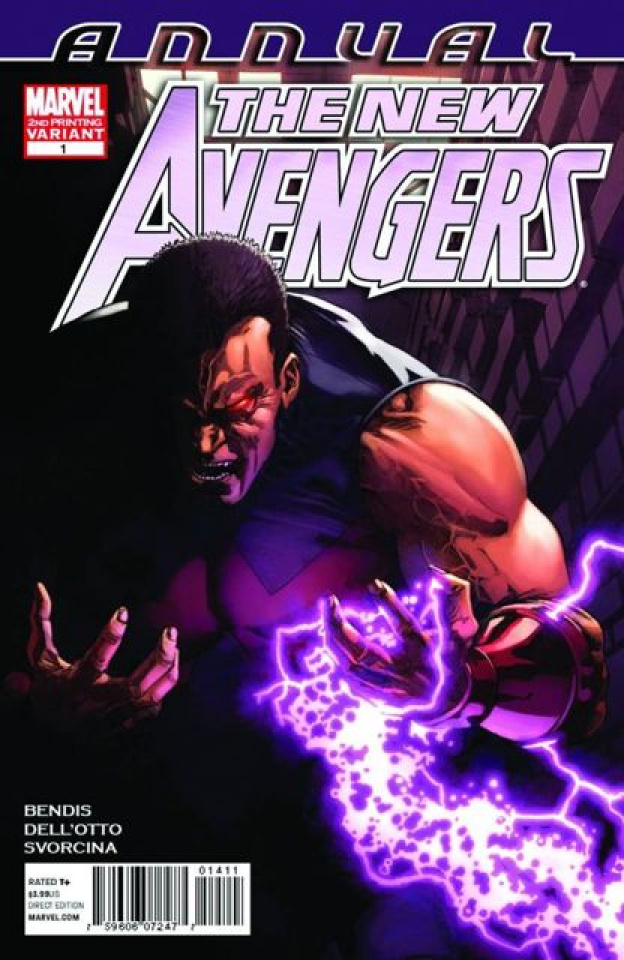 New Avengers Annual #1 (2nd Printing)