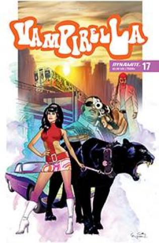 Vampirella #17 (20 Copy Gunduz Color Cover)