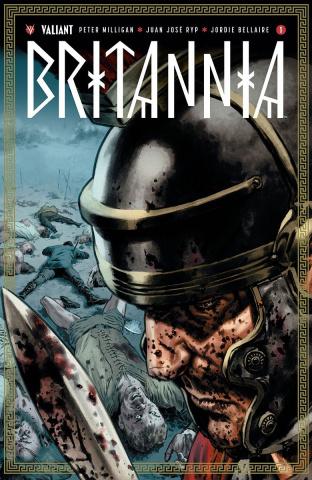 Britannia #1 (Larosa Cover)