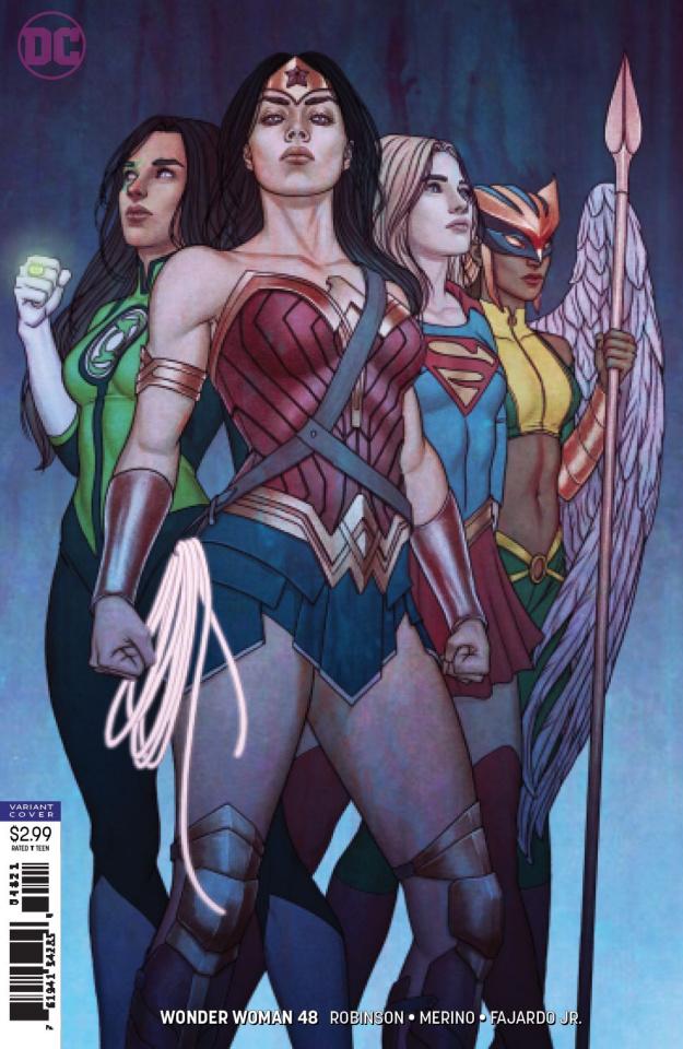 Wonder Woman #48 (Variant Cover)