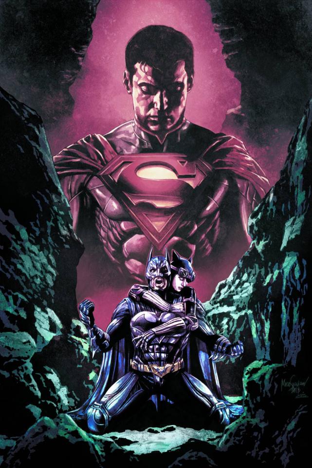 Injustice: Gods Among Us #6