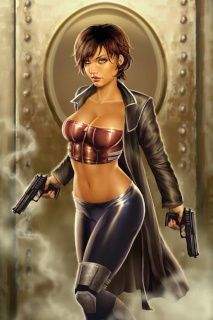 Grimm Fairy Tales: Inferno - Resurrection #3 (Black Cover)