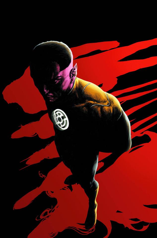 Sinestro #12