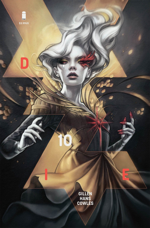 Die #10 (Dittman Cover)