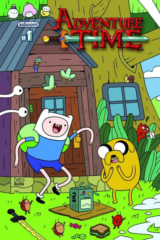 Adventure Time #1 (New Printing)