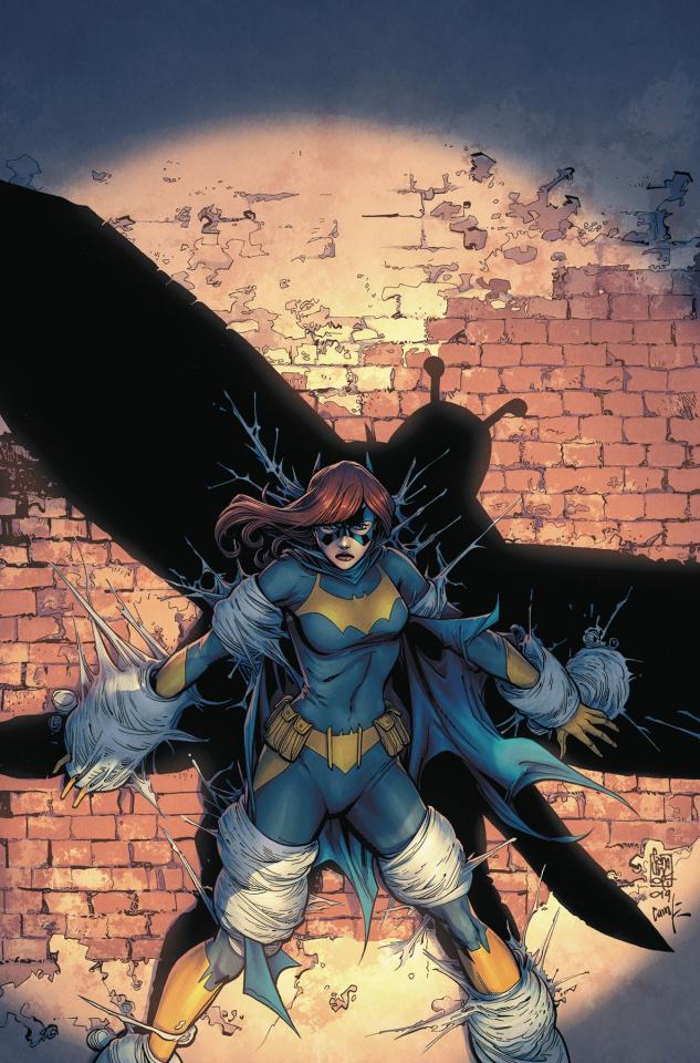 Batgirl #37: The Offer