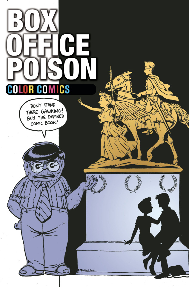 Box Office Poison: Color Comics #4