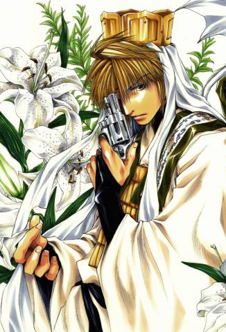 Saiyuki: The Original Series Resurrected Vol. 4