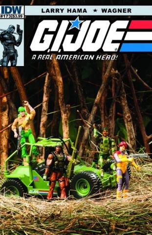 G.I. Joe: A Real American Hero #173