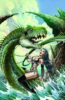 Grimm Fairy Tales: Sinbad