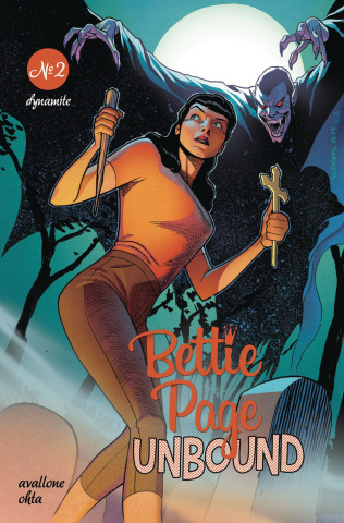 Bettie Page: Unbound #2 (Williams Cover)