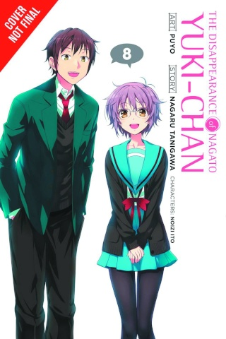 The Disappearance of Nagato Yuki-Chan Vol. 9