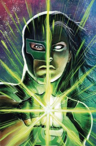Green Lanterns Annual #1