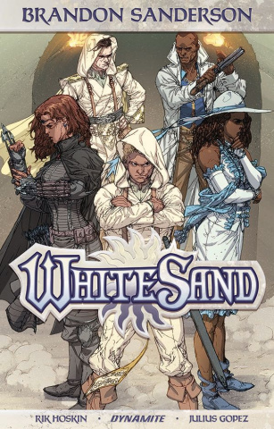 White Sand Vol. 2 (Signed)