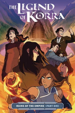 The Legend of Korra Part 1: Ruins of the Empire