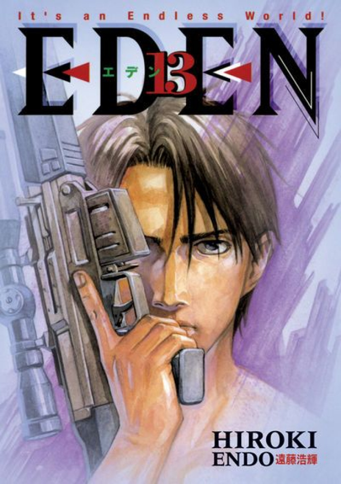 Eden Vol. 13: It's An Endless World