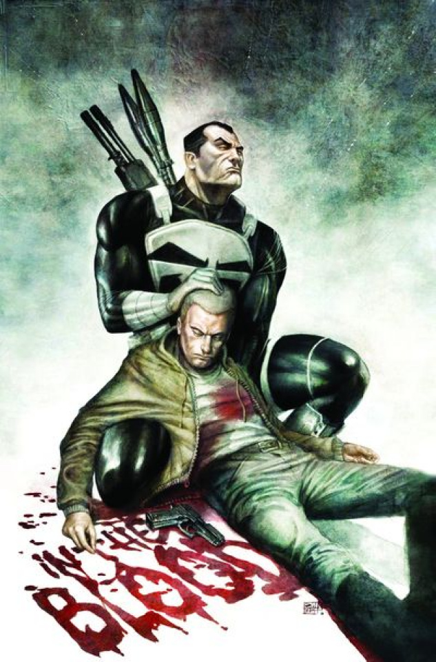 Punisher: In the Blood #5