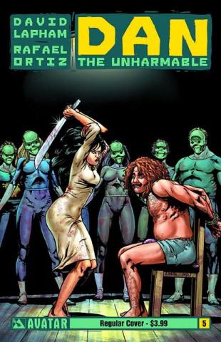 Dan the Unharmable #5