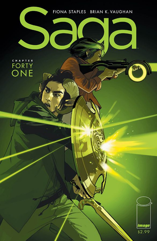 Saga #41 (New Printing)