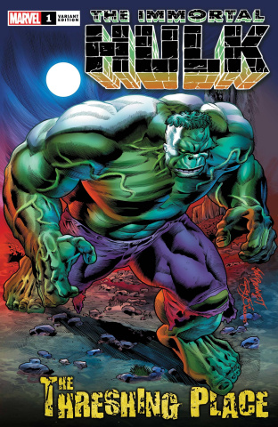 The Immortal Hulk: The Threshing Place #1 (Bennett Cover)