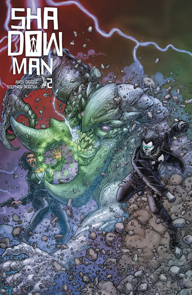 Shadowman #2 (20 Copy Ryp Cover)