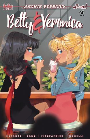 Betty & Veronica #5 (Marlin Cover)
