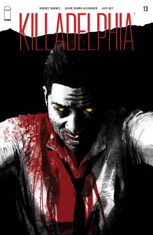Killadelphia #13 (Alexander Cover)