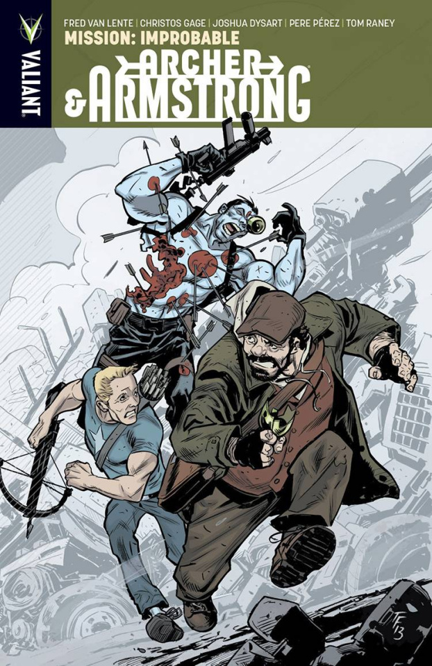 Archer & Armstrong Vol. 5: Mission Improbable