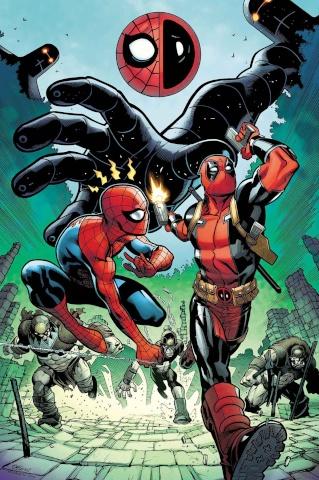 Spider-Man / Deadpool #14