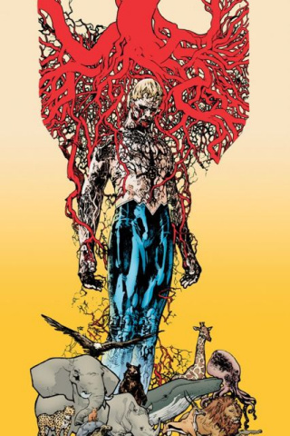 Animal Man Vol. 1: The Hunt