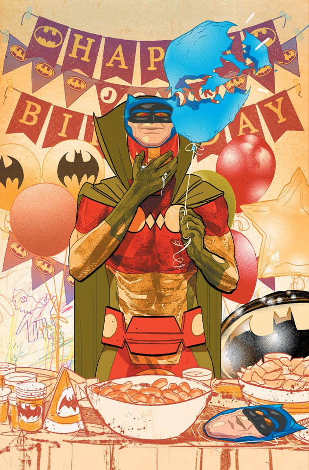 Mister Miracle #10 (Variant Cover)