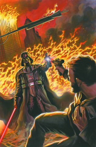 Star Wars: Darth Vader & The Cry of Shadows #5