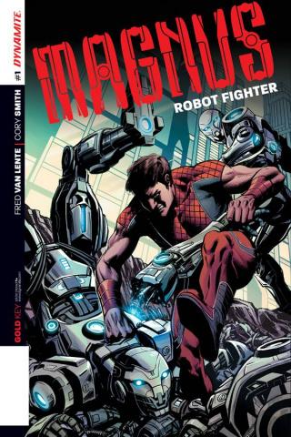 Magnus, Robot Fighter #1 (2nd Printing)
