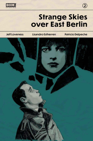 Strange Skies Over East Berlin #2 (Walta Cover)