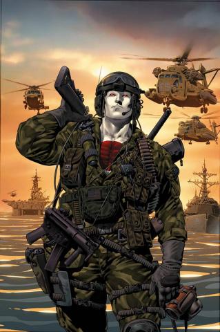 Bloodshot & H.A.R.D. Corps #0.2014 (Lozzi Cover)
