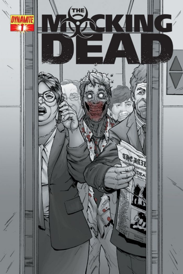 The Mocking Dead #1