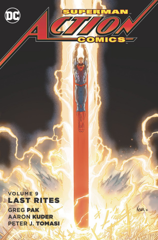 Action Comics Vol. 9: Last Rites